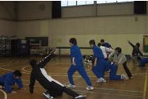特別支援学校へのダンスアウトリーチ事業(h24)